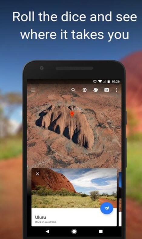 谷歌地球安卓版下载