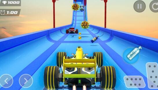 超级英雄式竞速汽车安卓版下载