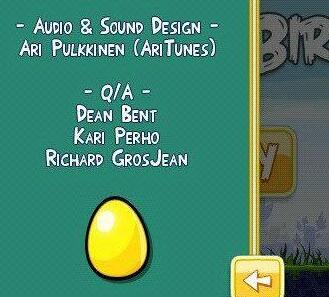 愤怒的小鸟如何找到金蛋
