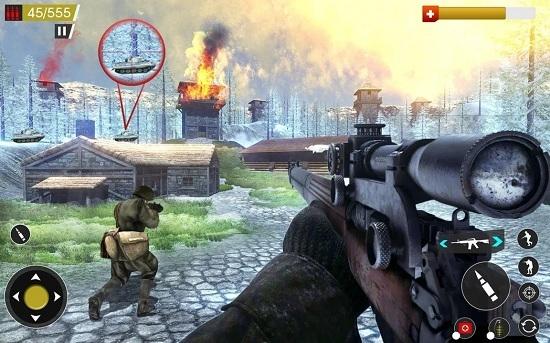 美国世界大战游戏下载