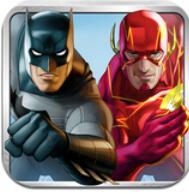 蝙蝠侠与闪电侠英雄跑酷无限钻石版