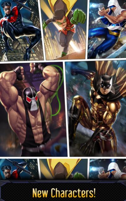 蝙蝠侠与闪电侠英雄跑酷无限钻石版下载