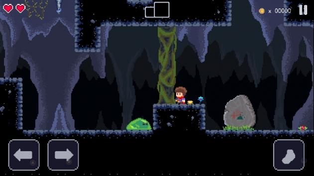 杰克冒险剑之传说破解版游戏下载