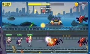 萌娘特工鸿蒙版游戏:一款二次元萌系动作战斗游戏